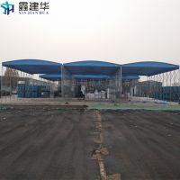 林城镇简易钢管雨棚(布) 加厚帆布遮阳蓬 移动轮式推拉帐篷装修工程