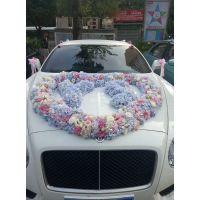 昆明婚车上门装饰仙女居花艺