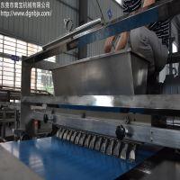 供应厂家直售休闲饼干流水线设备 蛋片饼成型机