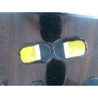 批发仿羊毛擦鞋手套抛光除尘上鞋油鞋擦皮革清洁护理卫生不掉毛