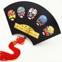 中国风地区特色工艺品外事商务礼物京剧脸谱房间装饰品挂件送老外