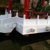 生产精美石材雕刻栏杆 景区公园栏杆 汉白玉刻花栏杆