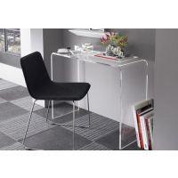 亚克力桌椅可更改尺寸定做高品质有机玻璃餐桌