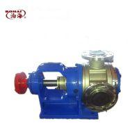 高粘度齿轮泵NYP160大流量高粘度泵泊海