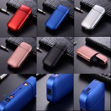 新款IQOS电子烟保护套 超薄手感磨砂iqos外壳 日韩亚马逊外贸热销