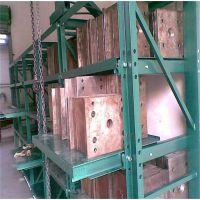中山模具架火炬全开式模具架小榄标准带天车模具架厂家定制