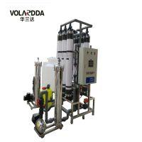 高品质超滤设备 涉水卫生批件全领域净水服务商和生产商选广西华兰达