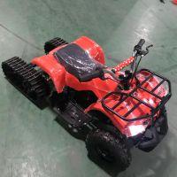 现货供应雪地摩托车电动110cc发动机儿童雪地摩托车