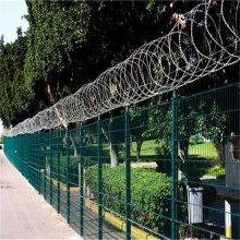安平艾瑞光伏电站铁丝网围栏-国家电网围栏-电厂隔离网围墙