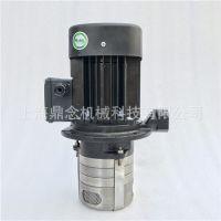 台湾进口水泵STAIRS斯特尔CBK2-30-1不锈钢立式机床冷却泵现货出售