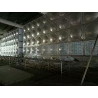 河北保定 启亚环保 专业生产不锈钢保温水箱外形美观,机诫强度高,性能优良,组装方便。启亚环保