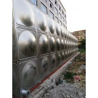 不锈钢水箱焊接方形水箱供水设备就选开封市蓝海供水设备