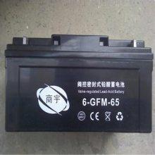 商宇蓄电池GW1265 GW系列报价 销售网点