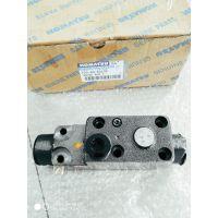 原厂配件小松挖掘机PC130-7日本进口大臂保持阀优惠价格