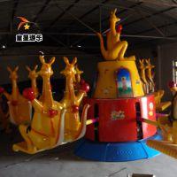 品牌热销袋鼠跳广场游乐设备童星游乐设备厂家火热上市