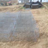 铅丝石笼网垫 水库护坡雷诺护垫 雷诺护垫