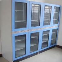 铝木器皿柜批发 化学品药品柜/钢木药品柜实验室设备器皿柜文件柜