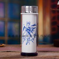 礼加诚供应ljc-tcbwb22江西陶瓷内胆保温杯大容量水杯