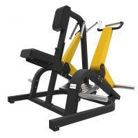 山东瑞源RY-6系自由力量器械大黄蜂训练器是健身房设备中必选的主打商用健身器材