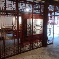 传奇中式古典家具 花梨木红木色彩博古架装饰架沙发 多宝阁置放家庭使用 完美组合