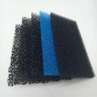 黑色活性炭电脑机箱防尘风扇过滤网海绵 工业用防尘挡灰过滤海绵