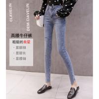 无锡哪里有便宜牛仔裤库存几元小脚裤清货便宜女士短裤夏季服装批发