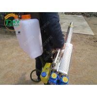 自动循环散热系统的弥雾机 加密不锈钢弹簧设计喷雾机 城乡下水道消毒打药机