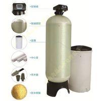 离子交换设备 每小时1吨全自动时间型 锅炉软化装置 周口厂家批发