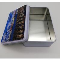 加工定做马口铁盒 精美茶叶铁盒 优质糖果 饼盒