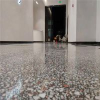 深圳市宝安水磨石地面翻新-西乡水磨石晶面处理