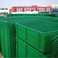 桃型柱护栏 绿色护栏网多钱一米 浸塑围栏网