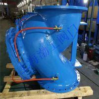 多功能隔膜式水泵控阀 JD745X-16C DN450 多功能水泵控制阀 渤工阀门