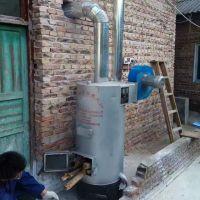 厂家供应环保节能反烧无烟热风炉立式生物质暖风炉花卉大棚烘干炉