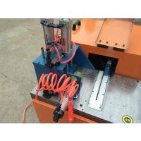 厂家批发45度单头铝材切割机/45度铝材切割机/进口气缸门窗设备
