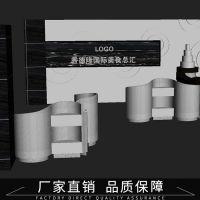 专业设计 自助餐台布置图与效果图 自助餐厅收银台设计图