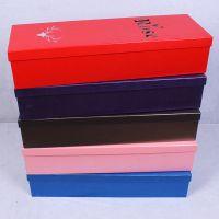 香皂花花束鲜花礼盒玫瑰花镂空长方形空包装盒包装盒定制批发厂家