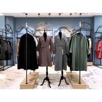 帕佳妮女装批发品牌排行榜 外贸品牌折扣批发女装尾货米色毛衣
