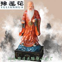 南极仙翁神像福禄寿三星报喜佛像 佛教用品批发 宗教法物法器工厂