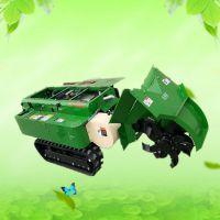 驰航电启动履带式果树施肥开沟机 新款履带式开沟施肥机 果园施肥多少钱一台