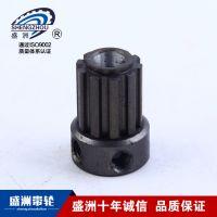 专业生产 各种型号 材质同步带轮 同步轮 各种机械设备 批发