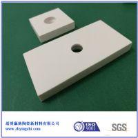 淄博赢驰滚筒电机外贴耐磨氧化铝陶瓷衬板