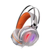 梅赛德G3重低音七彩发光耳麦头戴式游戏耳机 带麦克风耳机高保真