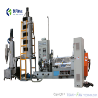 PTFE 青岛创凡 模压机 四氟制品加工设备造粒机设备