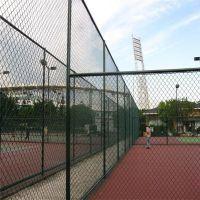 隔离篮球场围网 公园篮球场护栏 新农村建设防护网
