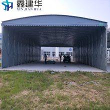 如何正确的使用户外遮阳棚,仓库伸缩帐篷,推拉遮雨蓬,苏州市鑫建华钢构