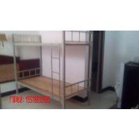学生员工铁架床多少钱一张,双层铁架床安装