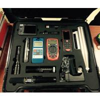 消防部门应用徕卡测距仪火场勘验仪器箱