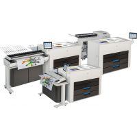 奇普KIP 900系列彩色数码宽幅面 工程复印机 海报打印机 油画复印机
