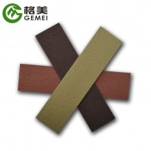 MCM软瓷主要成分为低碳环保无异味可回收利用的无机改性土