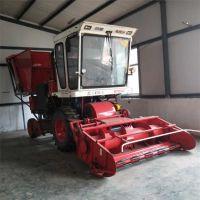 本厂新研发高效率玉米秸秆青储机 养殖机械 大型铡草机用途广泛